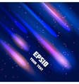 Abstract shiny background vector image