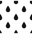 a drop of oiloil single icon in black style vector image