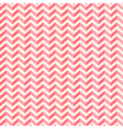 Retro Seamless Pink - White Background vector image