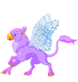 Griffin vector image vector image