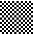 checker chess square abstract background vector image