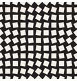 Seamless Square Rhombus Pattern vector image