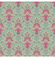 Vintage victorian seamless background vector image