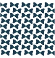 blue bowtie man father day party seamless pattern vector image