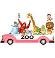 Zoo vector image