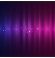 Abstract sound wave vector image