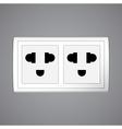 plugs 02 vector image