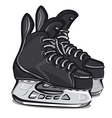 hockey skates vector image