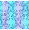 purple blue abstract background pattern vector image