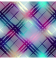 Diagonal plaid on blur background vector image