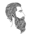 Fashion hipster style vector image