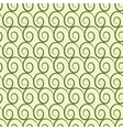 Wave geometric seamless pattern 3506 vector image