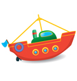 boattoy copy vector image