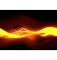 Fiery Flames vector image vector image