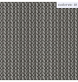 knitted texture vector image