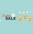 easter-sale3 vector image