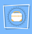 briefcase icon business portfolio concept web vector image