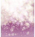 Abstract pink soft bokeh background vector image
