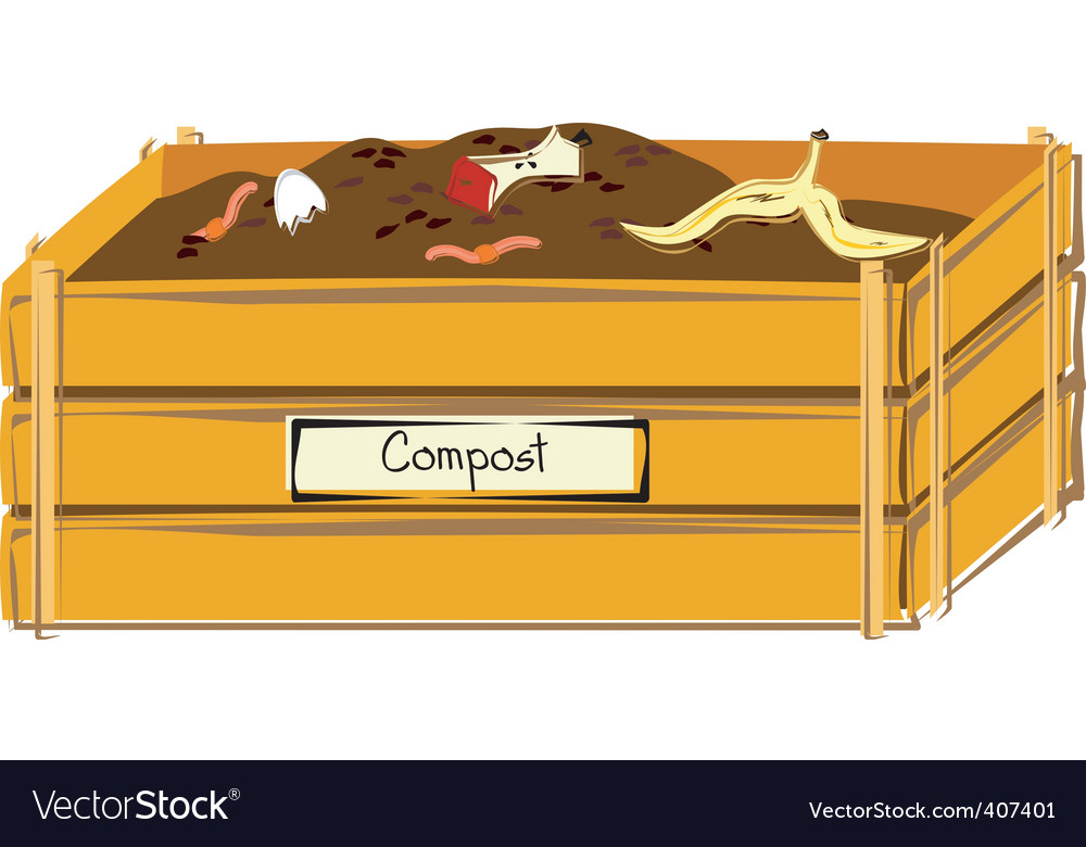 Compost vector