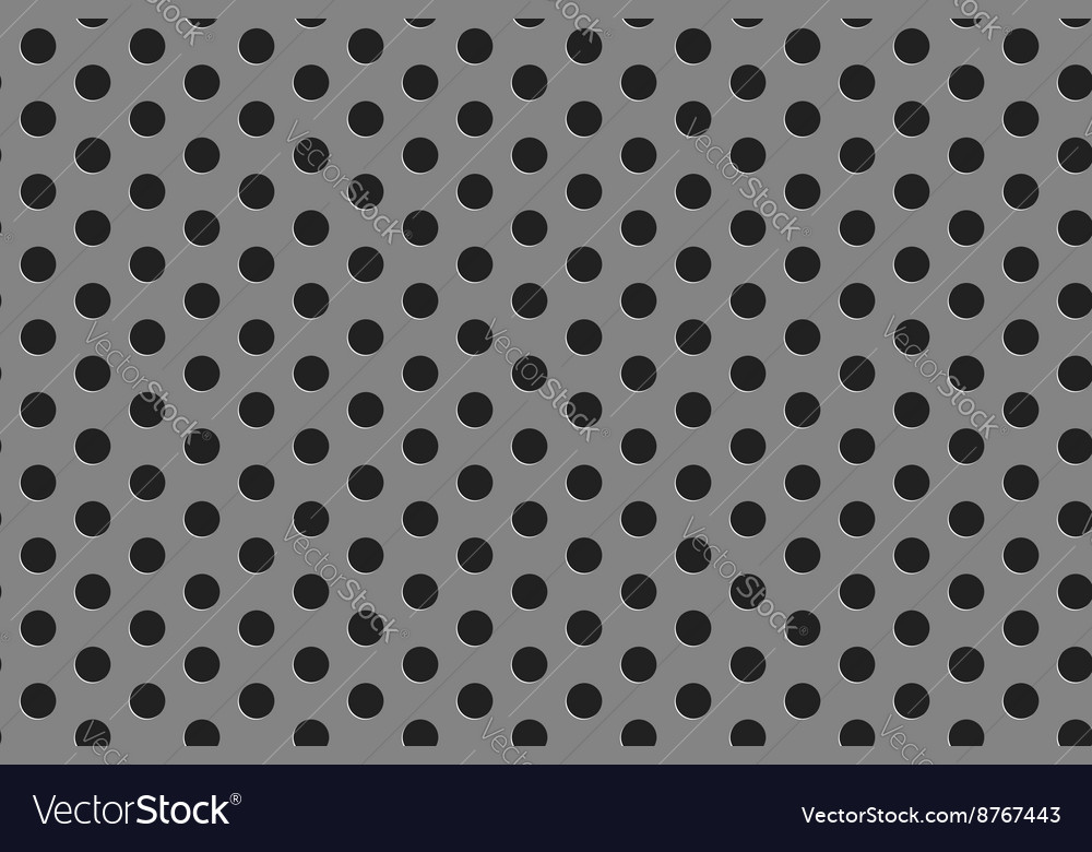 Steel grill seamless pattern vector