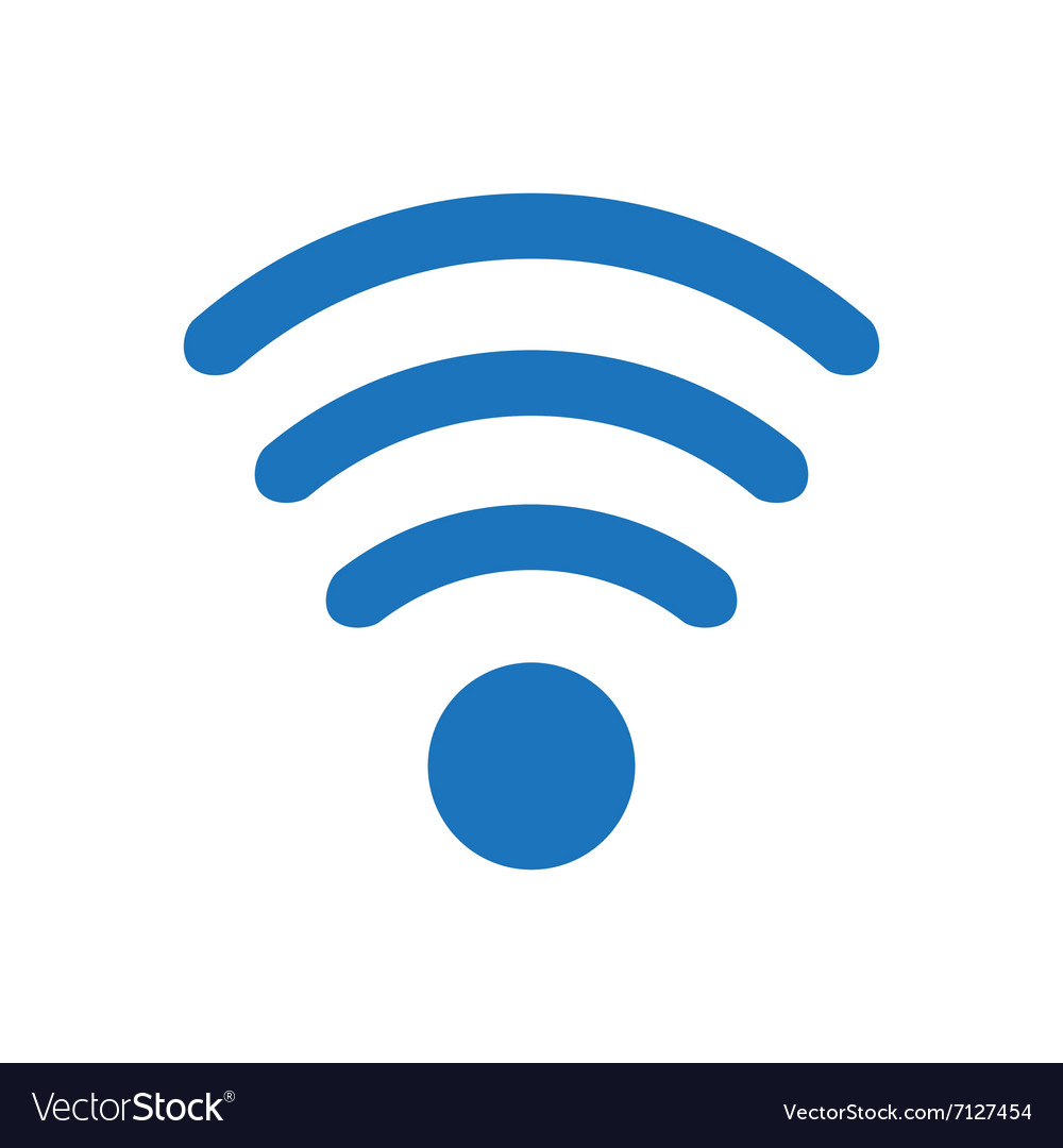 Wifi transmission of data vector