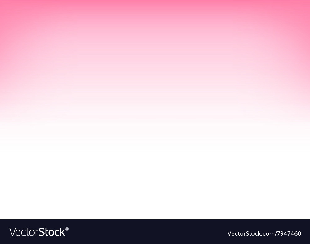 White pink gradient background vector