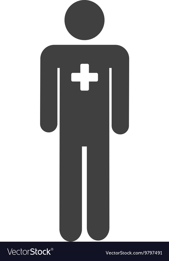 Medical healthcare icon theme design vector