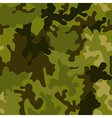 Military army seamless pattern Camouflage vector image