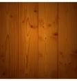 Realistic dark wood texture vector image