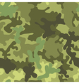 Military army seamless pattern for fabric vector image