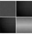 metal plate vector image vector image