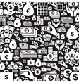 Money a background vector image