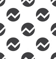 diagram seamless pattern vector image