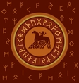 Viking Runes vector image
