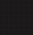 seamless black tiles vector image vector image