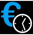 Euro Credit Icon vector image