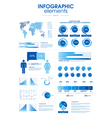 Infographic Elements-Pack 2 vector image