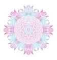 Abstract Hand-drawn Mandala-08 vector image