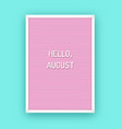 summer gradient mesh background vector image