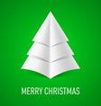 MERRY CHRISTMAS Corner paper 10 vector image