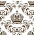 decorative imperial design vector image
