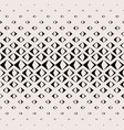 abstract seamless pyramid rectangle black pattern vector image