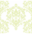 Damask Classic ornament pattern vector image