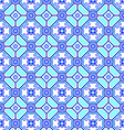 Pottery pattern vector image