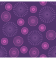 purple pattern vector image