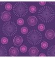 purple pattern vector image