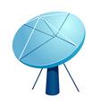 icon antenna vector image vector image