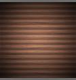 modern browen wooden board background vector image