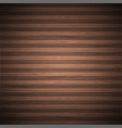 modern browen wooden board background vector image