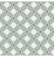 East seamless two-tone pattern with curls vector image